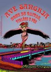 Ave Sangria - Sons de Gaitas, Violões e Pés - Poster / Capa / Cartaz - Oficial 1