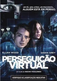 Perseguição Virtual - Poster / Capa / Cartaz - Oficial 10