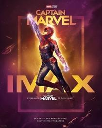 Capitã Marvel - Poster / Capa / Cartaz - Oficial 15