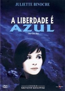 A Liberdade É Azul - Poster / Capa / Cartaz - Oficial 7
