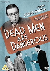 Dead Men are Dangerous - Poster / Capa / Cartaz - Oficial 1