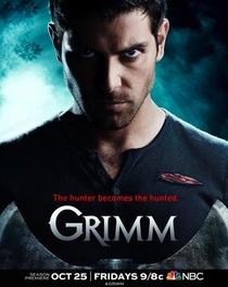 Grimm (3ª Temporada) - Poster / Capa / Cartaz - Oficial 1