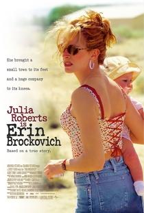 Erin Brockovich - Uma Mulher de Talento - Poster / Capa / Cartaz - Oficial 1