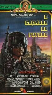 O Caçador do Futuro - Poster / Capa / Cartaz - Oficial 2