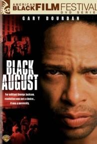 Agosto Negro - Poster / Capa / Cartaz - Oficial 1