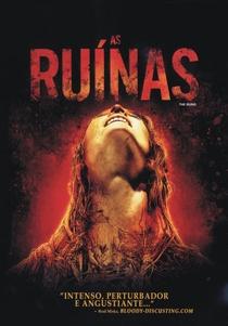 As Ruínas - Poster / Capa / Cartaz - Oficial 2