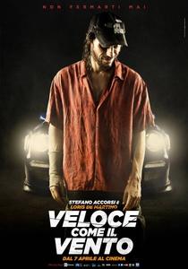 Veloce Come il Vento - Poster / Capa / Cartaz - Oficial 3