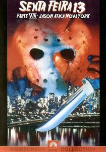 Sexta-Feira 13: Parte 8 - Jason Ataca Nova York - Poster / Capa / Cartaz - Oficial 6