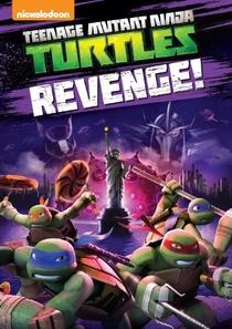 Tartarugas Ninja (3ª Temporada) - Poster / Capa / Cartaz - Oficial 3