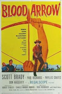 Flechas de Sangue - Poster / Capa / Cartaz - Oficial 1