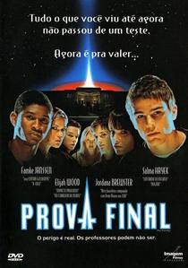 Prova Final - Poster / Capa / Cartaz - Oficial 1