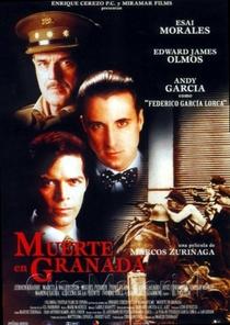 O Desaparecimento de Garcia Lorca - Poster / Capa / Cartaz - Oficial 2
