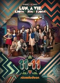 11-11 Na Minha Quadra Nada se Enquadra (1ª Temporada) - Poster / Capa / Cartaz - Oficial 2
