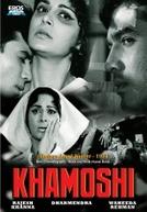 Khamoshi - Silêncio (ख़ामोशी)