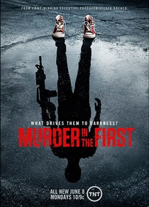 Murder In The First (3ª Temporada) - Poster / Capa / Cartaz - Oficial 1