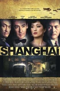 Conspiração Xangai - Poster / Capa / Cartaz - Oficial 3