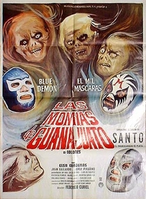 Las Momias de Guanajuato - Poster / Capa / Cartaz - Oficial 1