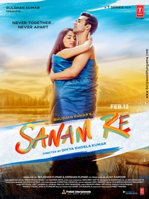 Sanam Re - Poster / Capa / Cartaz - Oficial 5