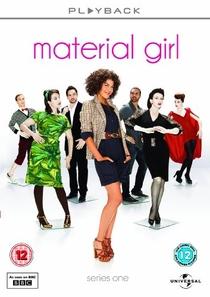 Material Girl (1º temporada) - Poster / Capa / Cartaz - Oficial 1