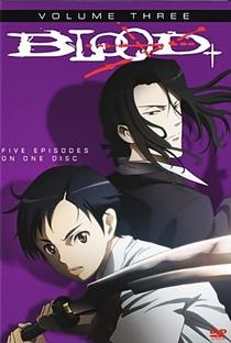 Blood+ (3ª Temporada) - Poster / Capa / Cartaz - Oficial 1