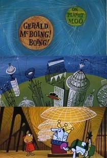 Gerald McBoing-Boing on Planet Moo - Poster / Capa / Cartaz - Oficial 1