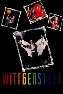 Wittgenstein - Poster / Capa / Cartaz - Oficial 2