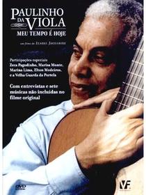 Paulinho da Viola - Meu Tempo é Hoje - Poster / Capa / Cartaz - Oficial 1