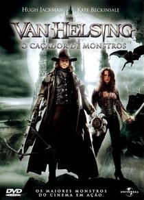 Van Helsing: O Caçador de Monstros - Poster / Capa / Cartaz - Oficial 8