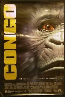 Congo - Poster / Capa / Cartaz - Oficial 4