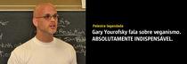 Palestra sobre veganismo, por Gary Yourofsky - Poster / Capa / Cartaz - Oficial 1