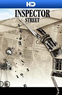 Inspector Street - Poster / Capa / Cartaz - Oficial 1