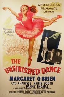 A Dança Inacabada - Poster / Capa / Cartaz - Oficial 1