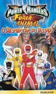 Power Rangers - Força Animal  - Poster / Capa / Cartaz - Oficial 1