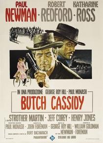 Butch Cassidy - Poster / Capa / Cartaz - Oficial 6