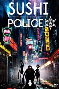 Sushi Police - Poster / Capa / Cartaz - Oficial 1