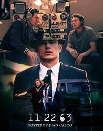 11.22.63 - Poster / Capa / Cartaz - Oficial 7
