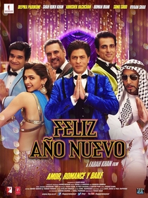 Happy New Year - Poster / Capa / Cartaz - Oficial 16