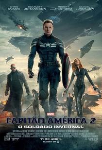 Capitão América 2: O Soldado Invernal - Poster / Capa / Cartaz - Oficial 15