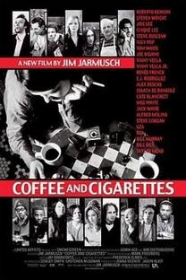 Sobre Café e Cigarros - Poster / Capa / Cartaz - Oficial 1