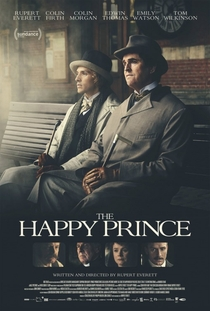The Happy Prince - Poster / Capa / Cartaz - Oficial 2