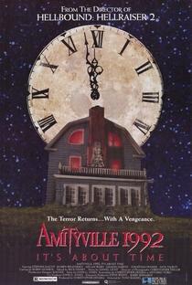 Amityville 6: Uma Questão de Hora - Poster / Capa / Cartaz - Oficial 3
