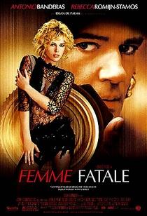 Femme Fatale - Poster / Capa / Cartaz - Oficial 1