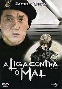 A Liga Contra o Mal - Poster / Capa / Cartaz - Oficial 1