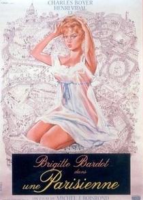 Uma Parisiense - Poster / Capa / Cartaz - Oficial 2