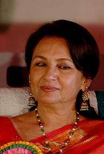 Sharmila Tagore - Poster / Capa / Cartaz - Oficial 2