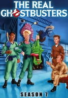 os caça fantasmas 7a temporada a série animada (the real ghostbusters season 7)