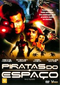 Piratas do Espaço - Poster / Capa / Cartaz - Oficial 2