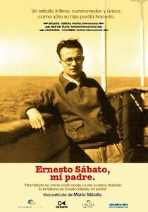 Ernesto Sábato, mi padre - Poster / Capa / Cartaz - Oficial 1