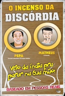 O Incenso da Discórdia - Poster / Capa / Cartaz - Oficial 1
