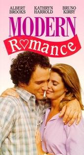 Um Romance Moderno - Poster / Capa / Cartaz - Oficial 5